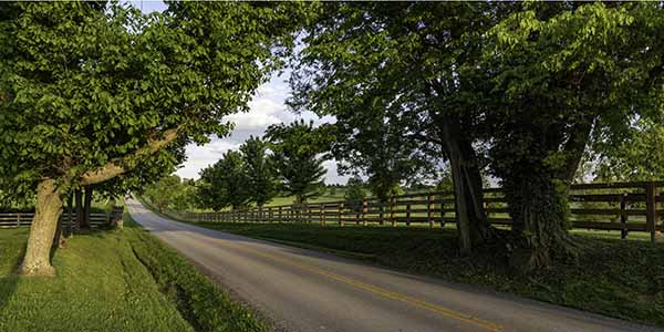 Kentucky scenic byway banner