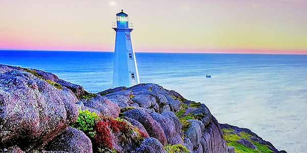 Cape Spear Lighthouse, Newfoundland (Canada)!