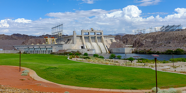 Davis Dam and Power Plant