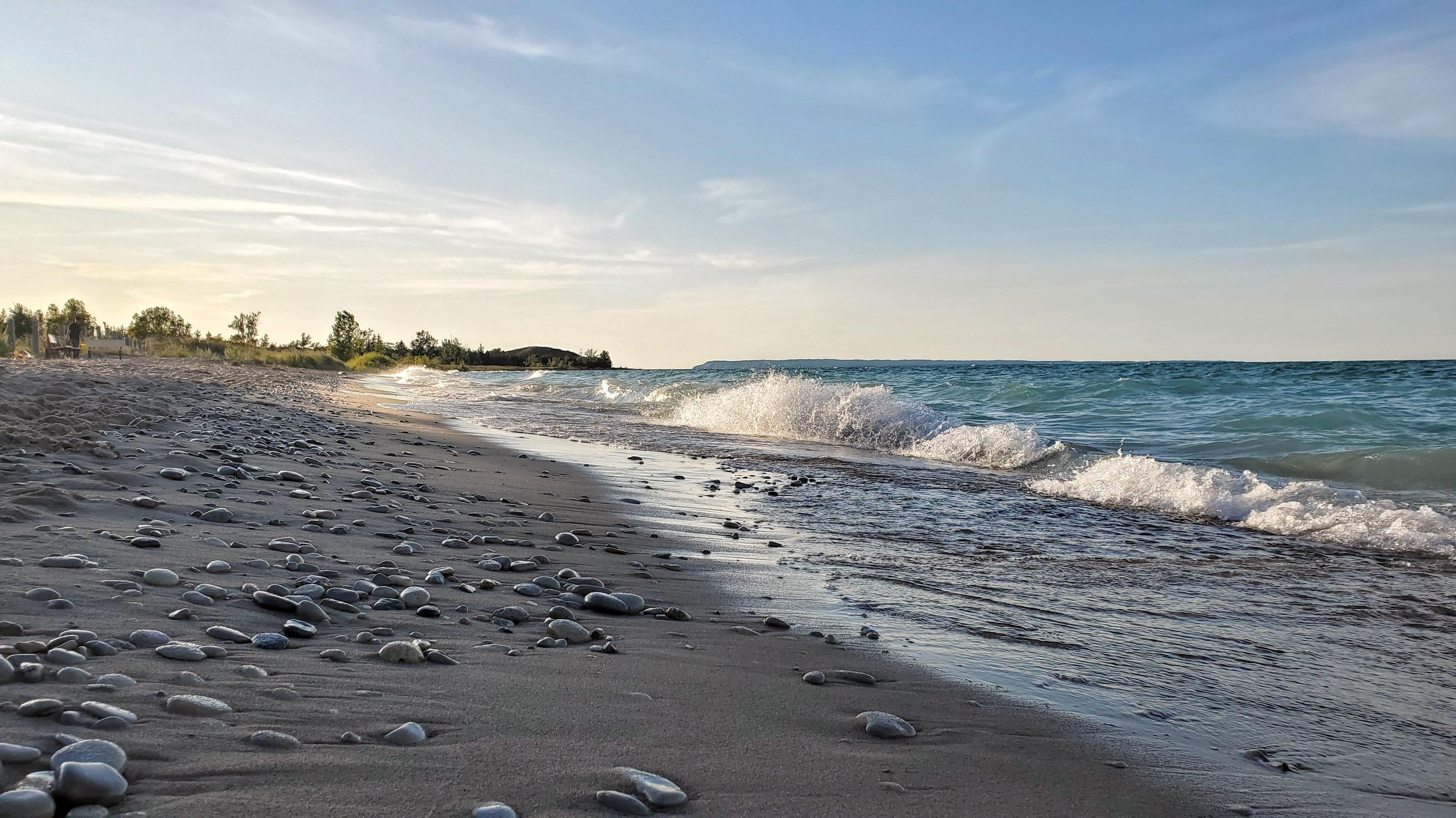 Sleeping Bear Dunes National Lakeshore, Lake Township, Michigan