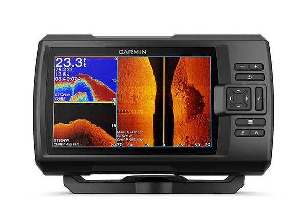Fish Finder with color screen.