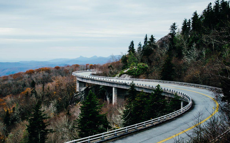 Blue Ridge Parkway, Linville, North Carolina